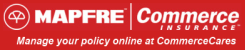 MAPFRE Insurance and Commerce Cares Account Management link